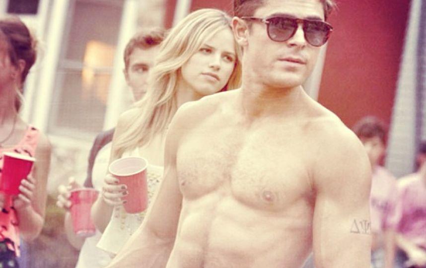 ¡Zac Efron está de celebración! Mira el lado más sexy del actor