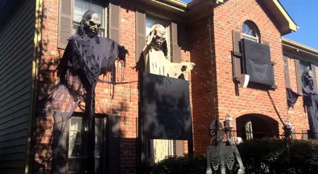 Conoce la casa más aterradora de este Halloween