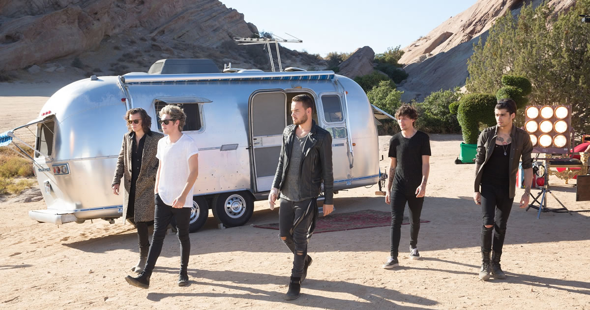 One Direction publica su nuevo videoclip, 'Steal my girl'