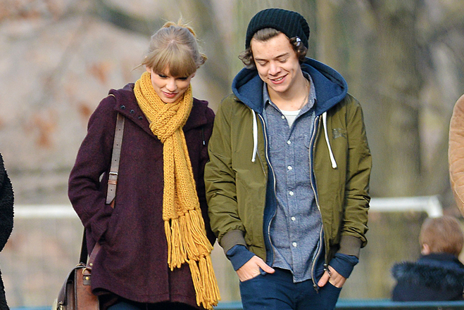 ¿Harry Styles ha escrito una canción para Taylor Swift?
