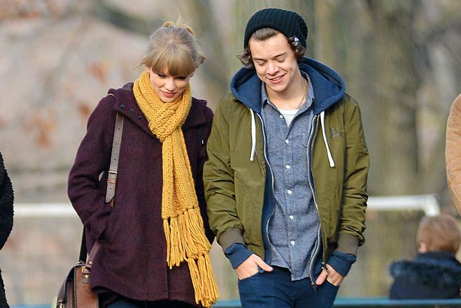 ¿Harry Styles ha escrito una canción para Taylor Swift?