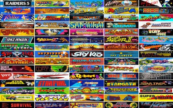 Conocé los 900 juegos de arcade disponibles gratis a través de internet