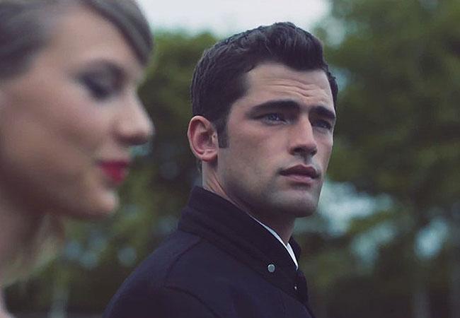 Sean O'Pry, la última víctima de las locuras de Taylor Swift
