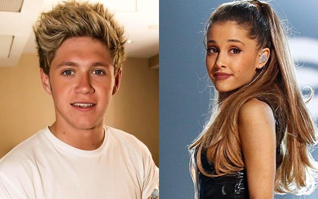 One Direction creen que Ariana Grande sería buena novia para Niall Horan