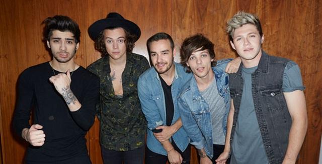 Se filtra 'Four', el nuevo disco de One Direction