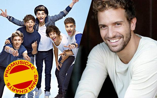 Lo nuevo de One Direction no puede con Pablo Alborán