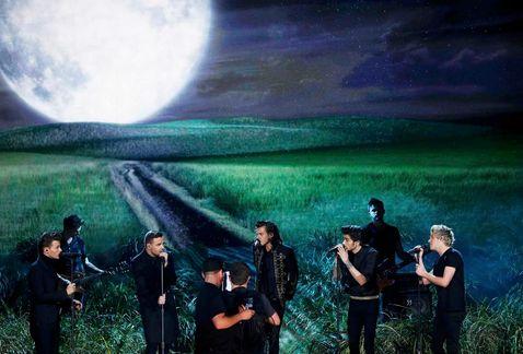 ¿Como fué la noche redonda de One Direction?