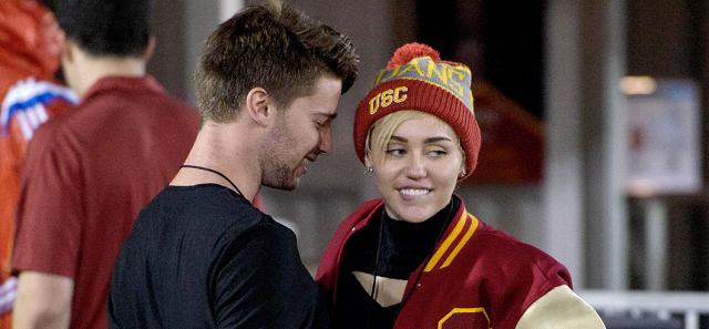 ¿Patrick Schwarzenegger ha cambiado a Miley Cyrus?