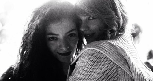 Lorde defiende a Taylor Swift de Diplo, el novio de Katy Perry