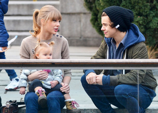 ¿Cuántas rosas le ha regalado Harry Styles a Taylor Swift?