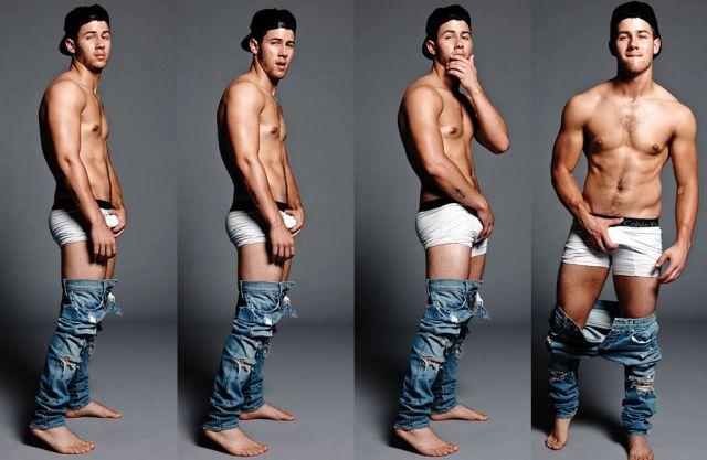 ¿Nick Jonas está obsesionado con el sexo?