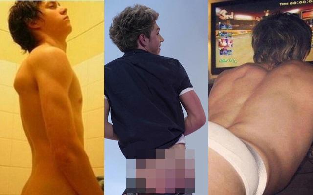 Las mejores fotos de Niall Horan desnudo