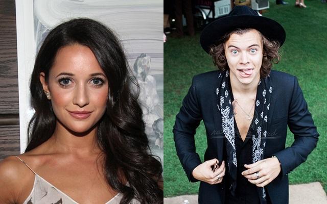 Roxie Nafousi, ¿la nueva novia de Harry Styles?