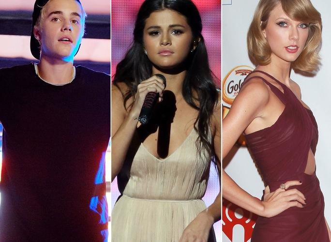 Selena Gomez lloró por Justin Bieber en la fiesta de Taylor Swift