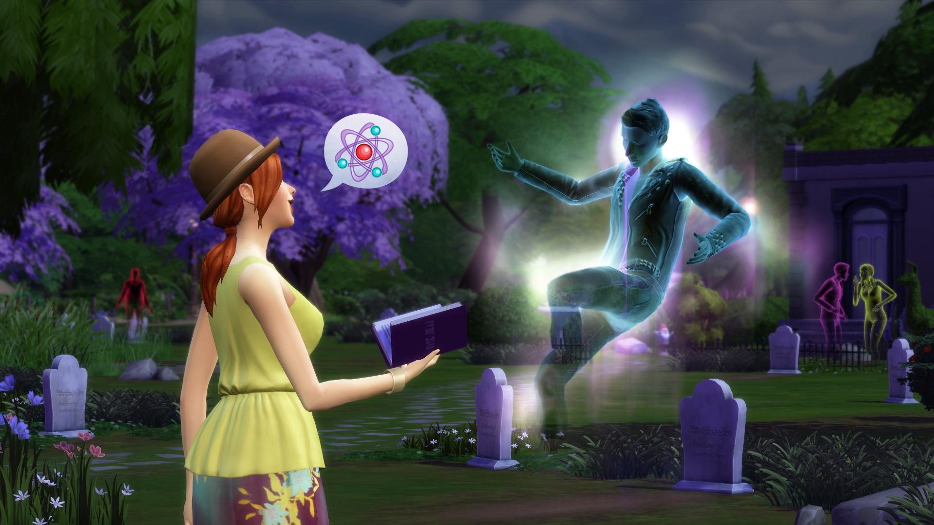 ¡Ficha las actualizaciones gratuitas de Los Sims 4 cargadas de sorpresas!