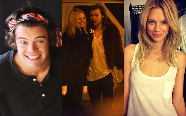 harry styles y nadine leopold