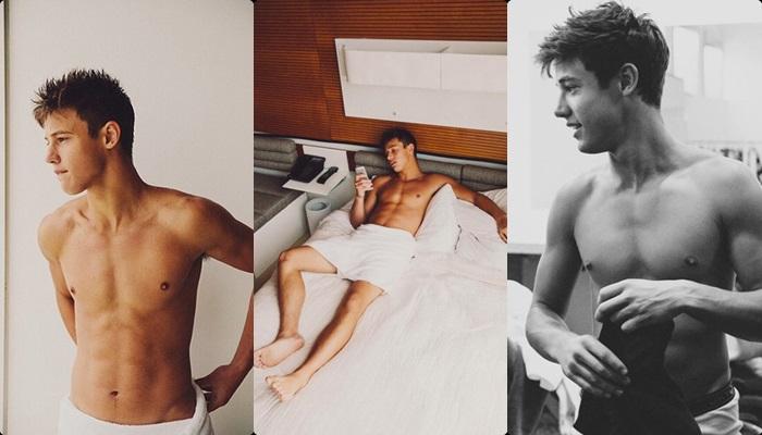 Las mejores fotos de Cameron Dallas desnudo