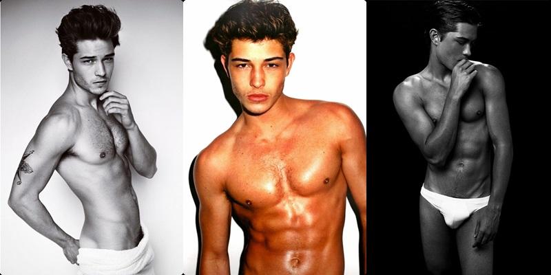 Las mejores fotos de Francisco Lachowski desnudo