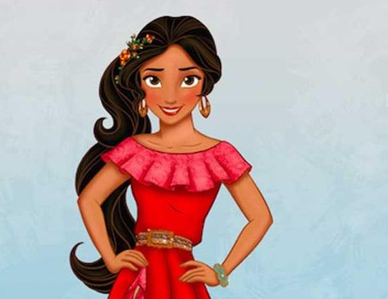 ¡Llega la primera princesa latina a Disney!