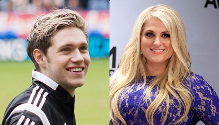 ¡Meghan Trainor quiere casarse con Niall Horan!