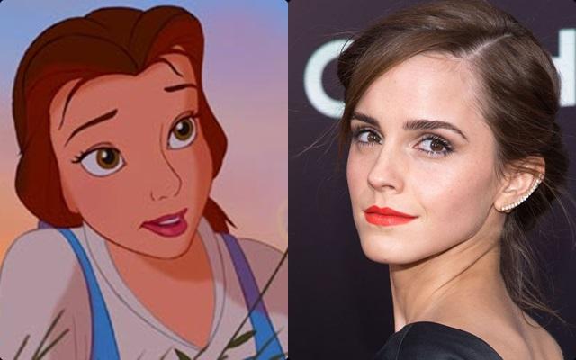"""Emma Watson será la nueva """"Bella"""" de Disney"""