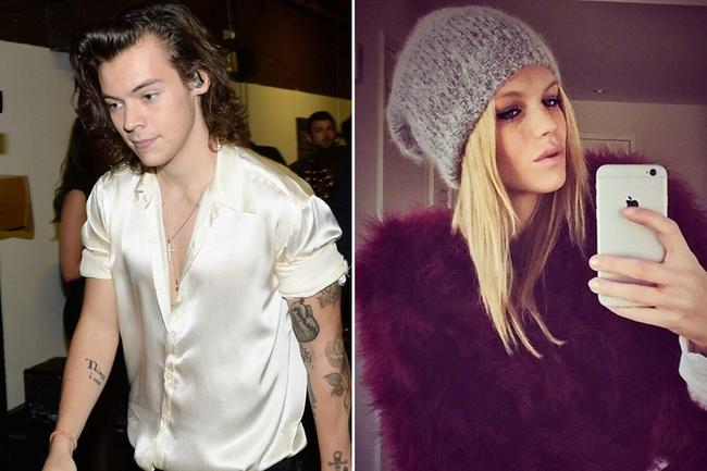 ¿Quién es Nadine, la nueva novia de Harry Styles?