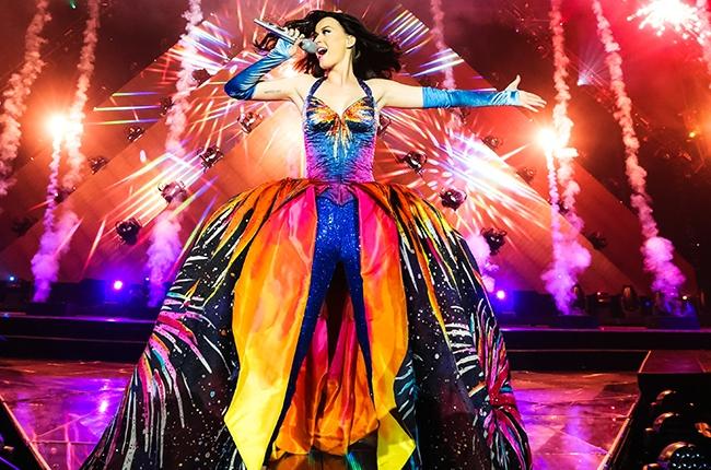 ¡Concierto de Katy Perry en Barcelona en Febrero de 2015!