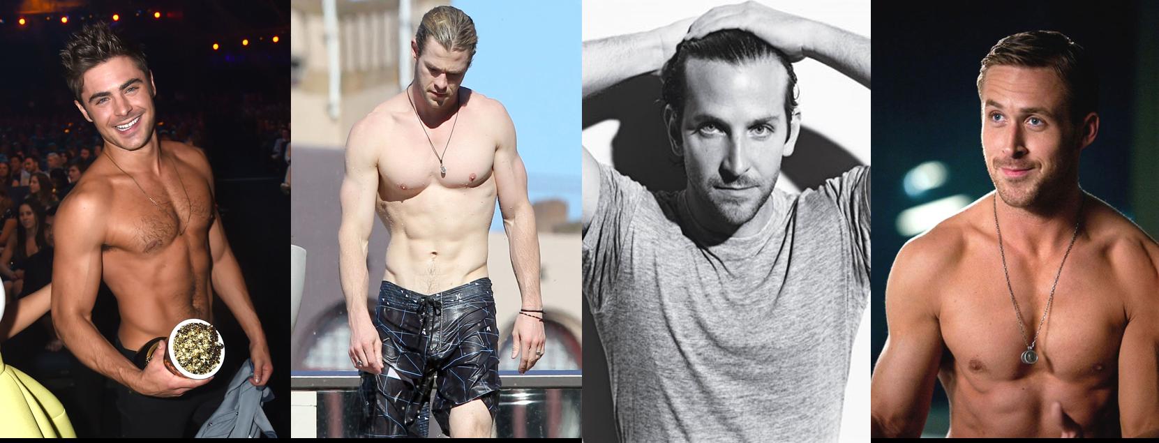 ¿Quién ha sido el hombre más sexy de 2014?