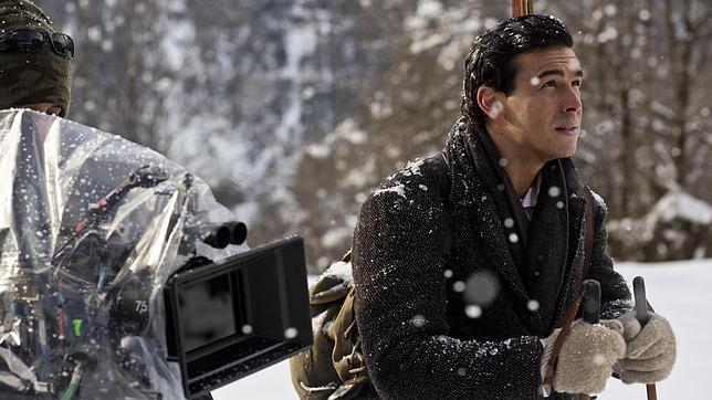 Mario Casas termina el rodaje de su última película
