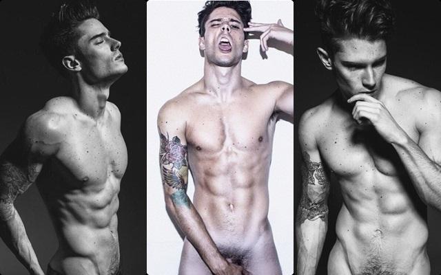 Las mejores fotos de Diego Barrueco desnudo