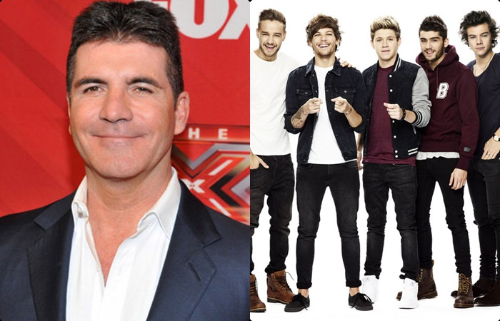 ¿Simon Cowell quiere que One Direction se separe?