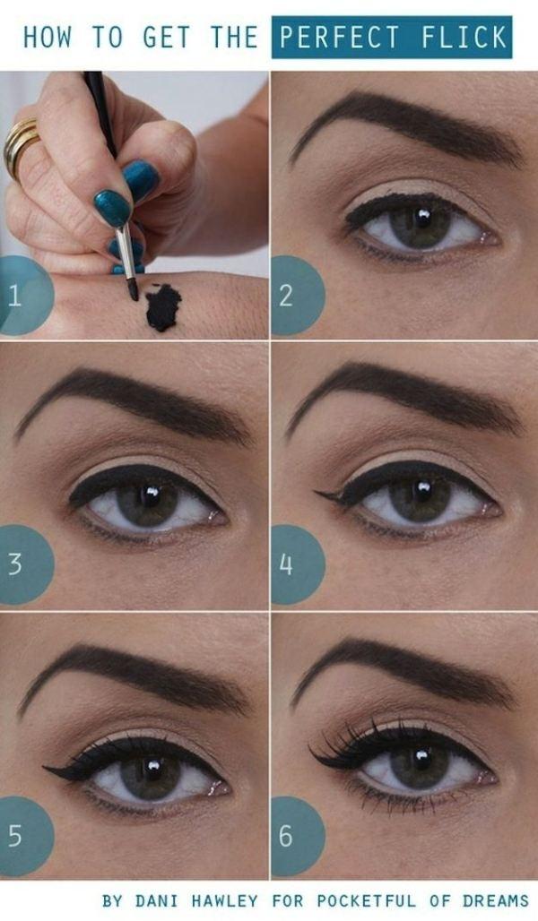 Trucos para un eyeliner perfecto