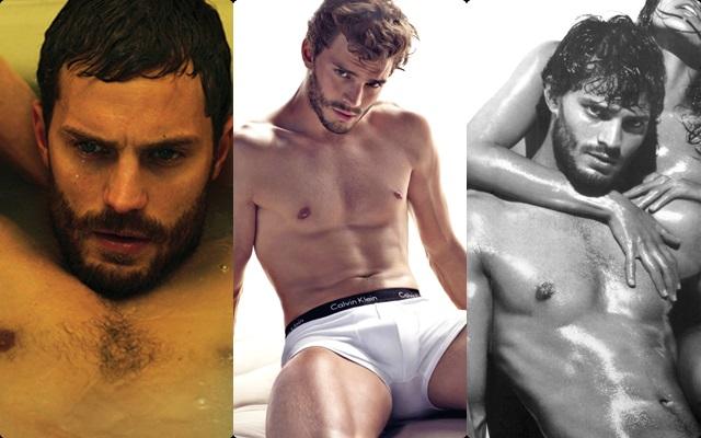 Las mejores fotos de Jamie Dornan desnudo