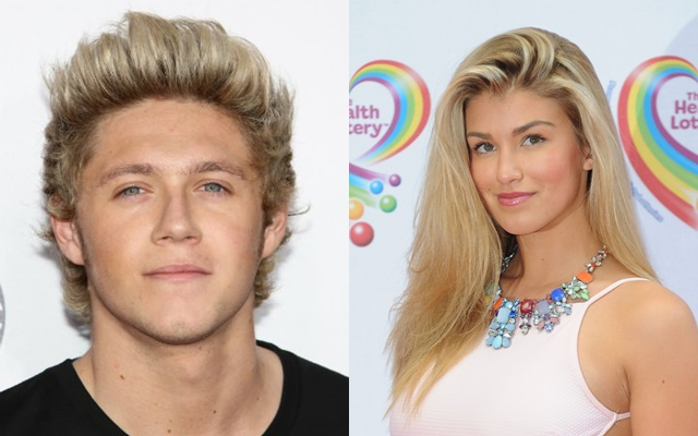 Niall Horan y Amy Willerton, ¿son pareja?