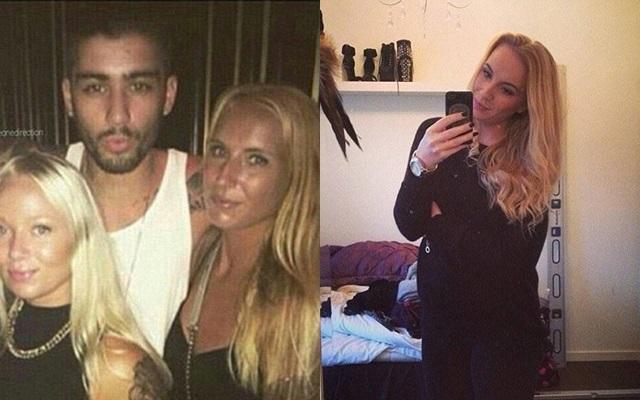 Martina Olsson, una modelo sueca declara que tuvo sexo con Zayn Malik