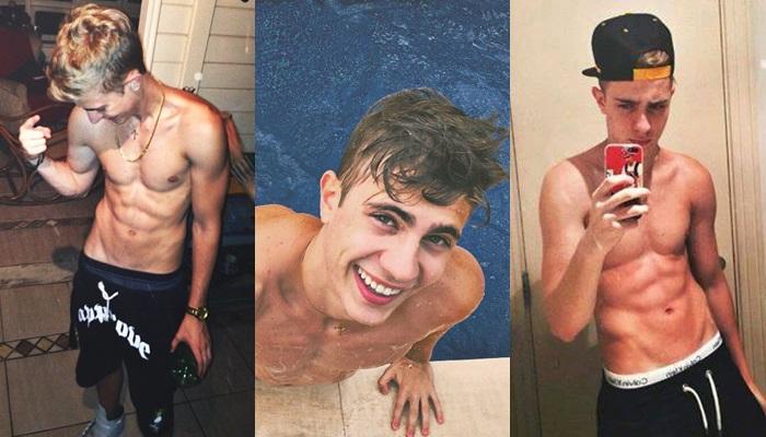 Las mejores fotos de Leo Picon desnudo
