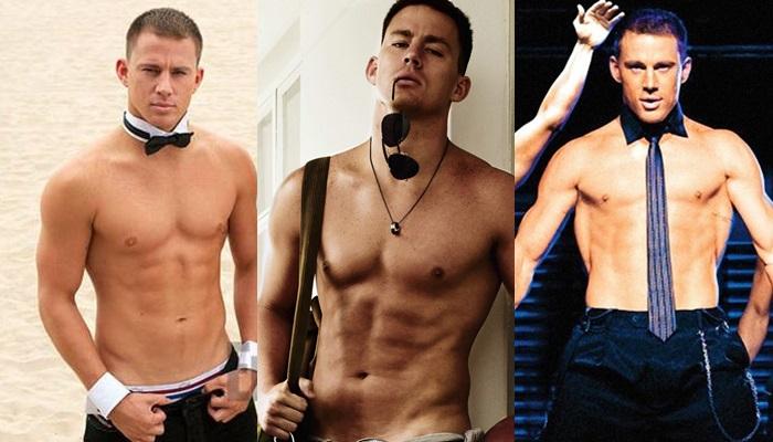 Las mejores fotos de Channing Tatum desnudo