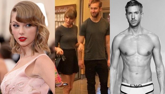 ¿El nuevo novio de Taylor Swift es Calvin Harris?
