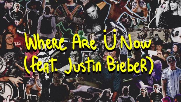 """""""Where are Ü now"""", la nueva canción de Justin Bieber"""