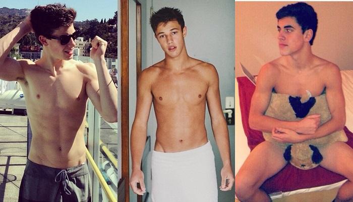 Las 12 mejores fotos de Viners desnudos