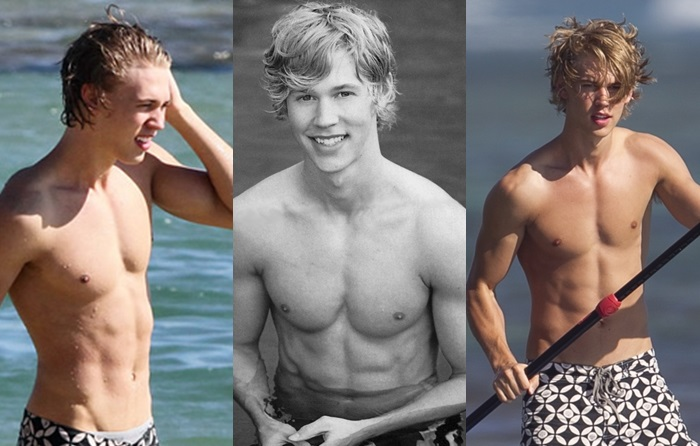 Las mejores fotos de Austin Butler desnudo
