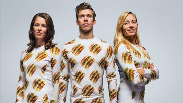 McDonald's lanza su propia línea de ropa