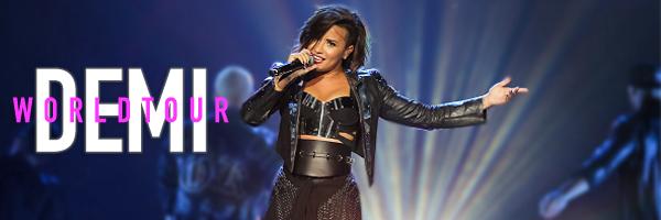 ¿Por qué Demi Lovato se echa a llorar en pleno concierto?