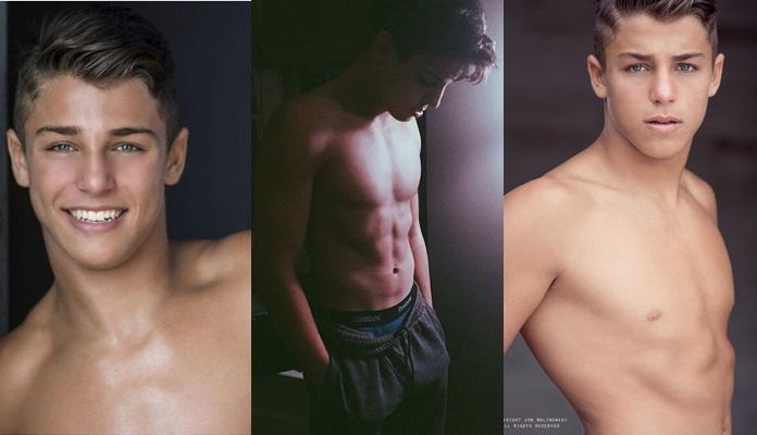 Las mejores fotos de Tanner Zagarino desnudo