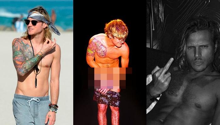 Las mejores fotos de Dougie Poynter desnudo