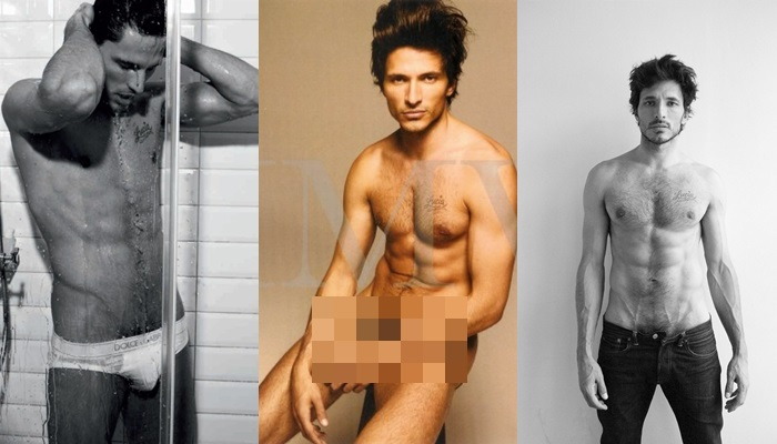 Las mejores fotos de Andrés Velencoso desnudo