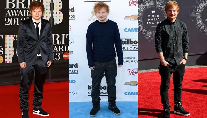 ¡Alucina con la dieta de Ed Sheeran!
