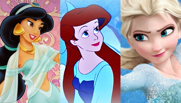 princesas disney horoscopo