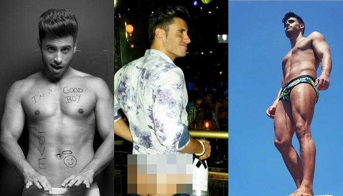 Las mejores fotos de Noel Bayarri desnudo