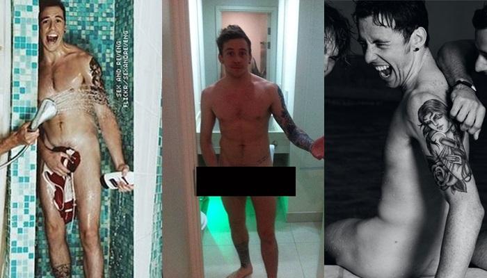 Las mejores fotos de Danny Jones desnudo